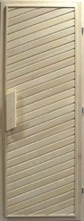 Двери глухие для сауны