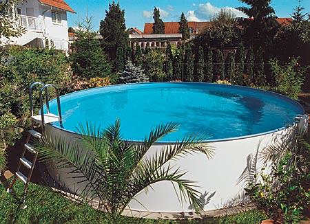 Морозоустойчивый бассейн