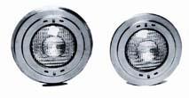 Прожектор из нерж.стали (плитка) « 12250»