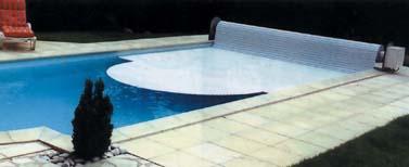 Защитные покрытия для бассейнов Жалюзи для бассейнов