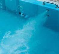 Системы искусственного течения и гидромассажа