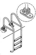 Лестницы для бассейнов API