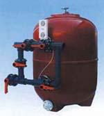 Фильтровальная установка для бассейна BLS