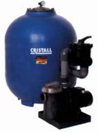 Фильтровальная установка для бассейна серии «Cristall»